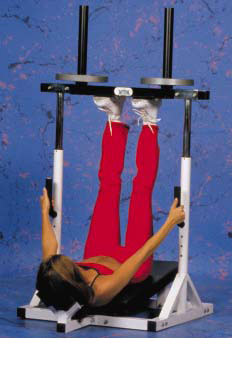 yukon fitness vertical leg press machine